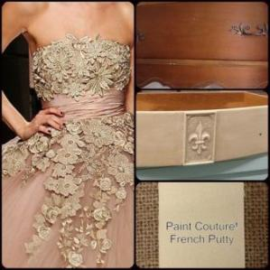 paint couture fashion colors