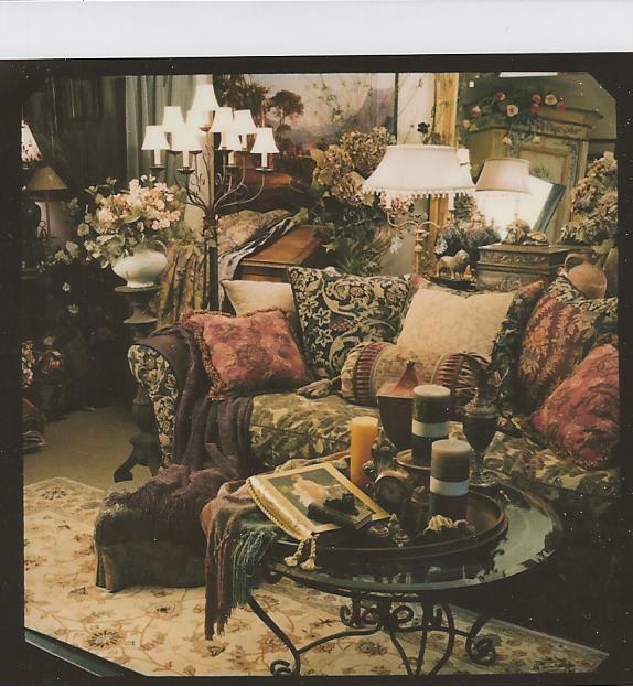elegant home furnishings and accessories